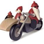 Weihnachtsmann Familienausfahrt