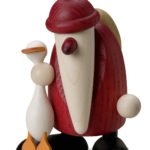 Weihnachtsmann Gans Auguste